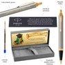 Długopis Parker IM Brushed Metal GT z Grawerem 3
