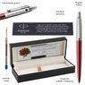 Długopis Parker Jotter CT Kensington czerwony z Grawerem 3