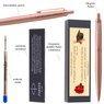 Długopis Parker Jotter XL Monochrome Pink Gold Grawer i Dedykacja 3