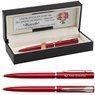 Długopis Waterman Allure Czerwony CT z Grawerem 1