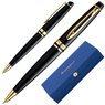 Długopis Waterman Expert czarny GT Grawer 7