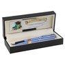 Zestaw Pióro wieczne Długopis Waterman Allure niebieskie CT Etui z Grawerem 2