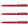Zestaw Waterman Pióro Długopis Allure Czerwony CT Grawer 6